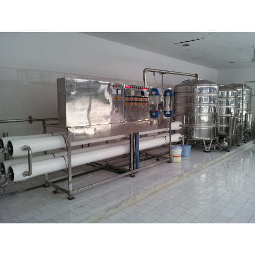 automatic water treatment plant with uv 500x500 1